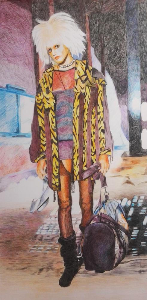 Daryl Hannah por Kotori
